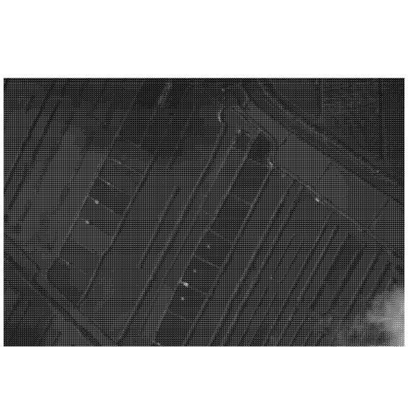 基于大气中性点的偏振遥感地-气信息分离测量装置