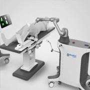 微创全膝关节置换手术机器人