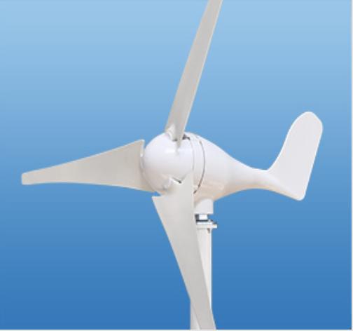 智能风力发电机叶片颤振主动抑制