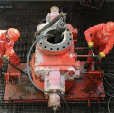 适用于钻井井场的井控防喷器开关阀遥控装置