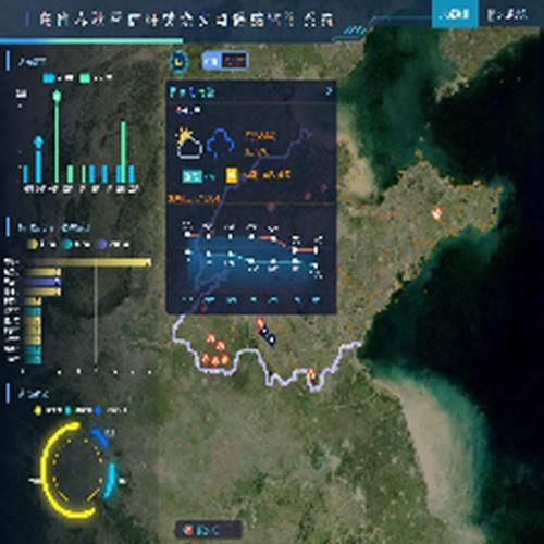 秸秆焚烧火点遥感监测技术服务