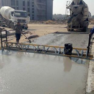 橡胶集料混凝土在室外体育设施的研发与应用