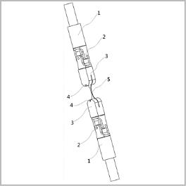 一种样品自适应的纯单轴拉伸加载装置