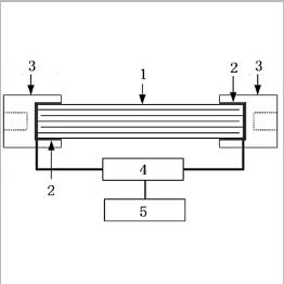 拉伸型叠层压电致动器