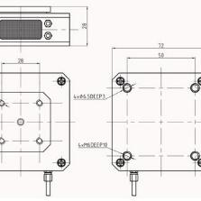 基于力/力矩传感器的三维力反馈手柄回复力控制结构及方法