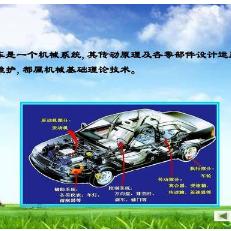 机械产品(汽车整车及零部件)性能预测及数字化设计技术