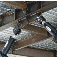 适用于高铁桥梁的多向减震耗能装置