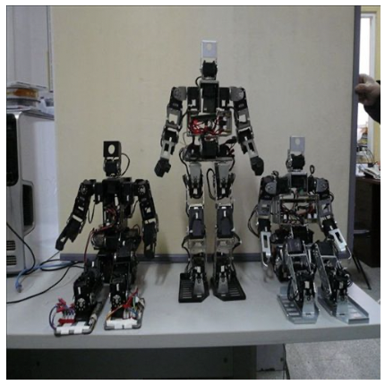 小型娱乐机器人