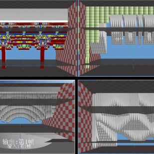 3D舞台数字仿真及控制系统