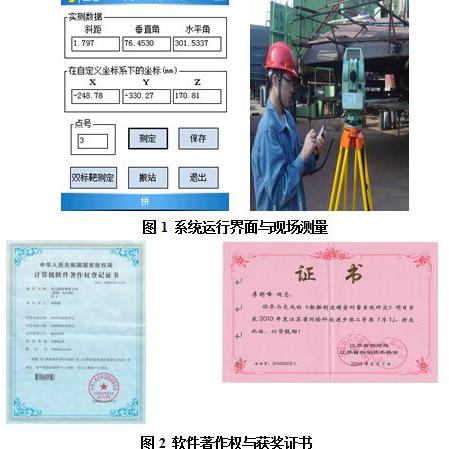 船舶制造精密测量系统
