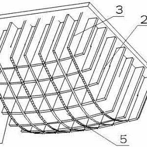 一种船舶双向曲率板一体作用自动成型方法
