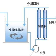 生物复合床技术及其在生活污水、工业中水及饮用水预处理中的应用