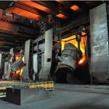 一种以转炉钢渣为原料制备钙铁双氧载体的方法