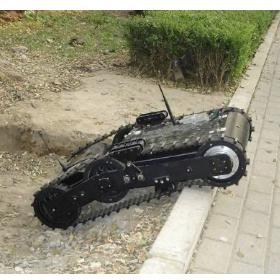 地面无人机器人平台