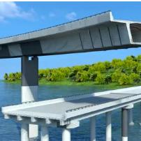 大型桥梁复合材料防船撞系统
