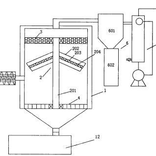 一 种生物质裂解制备富氢合成气的方法