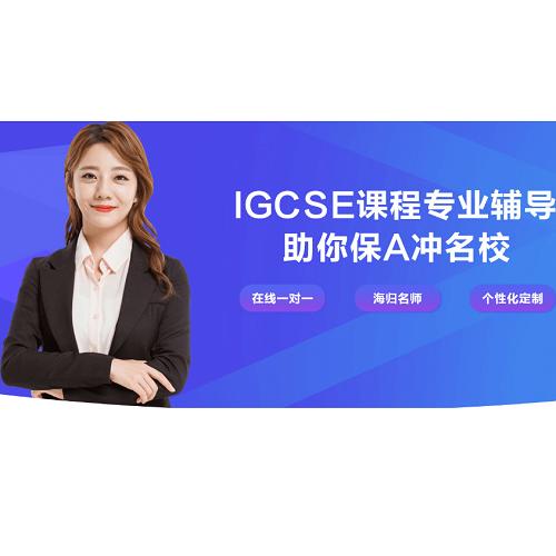 IGCSE课程