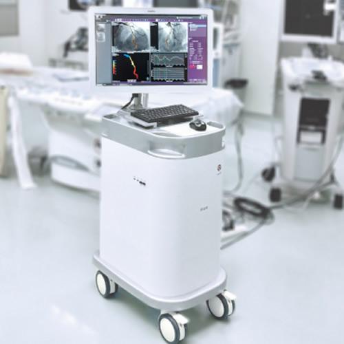 QFR无创冠心病精准诊断系统