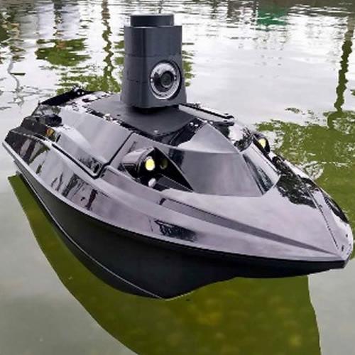渔业环境无人监测系统创新及应用