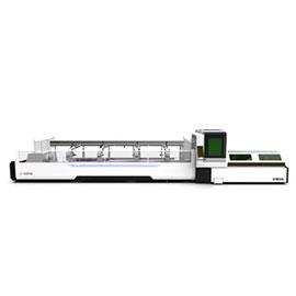 LF60MA自动上下料管材光纤激光切割机