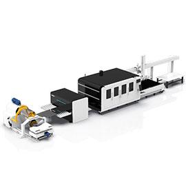 LF-3015MB自动卷料激光切割机