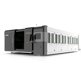 LF6025GAR全包围交换台板管一体激光切割机