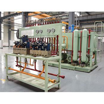 热连轧机液压系统