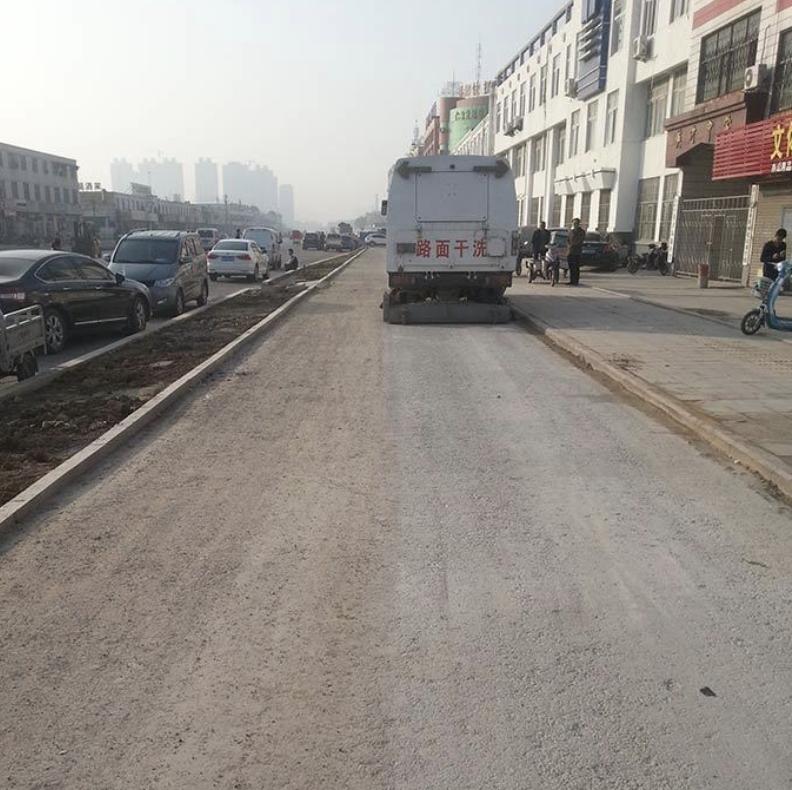 工程道路清扫车