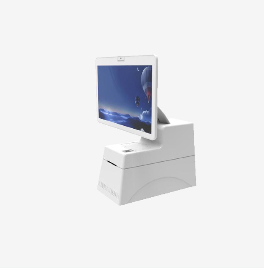 桌面型多功能发卡终端