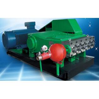 五柱塞高压注水泵