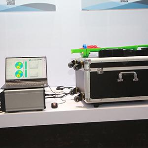 基于智能状态检测的超音速旋流净化系统
