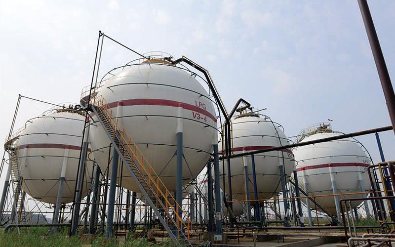 精细化工、天然气处理应用