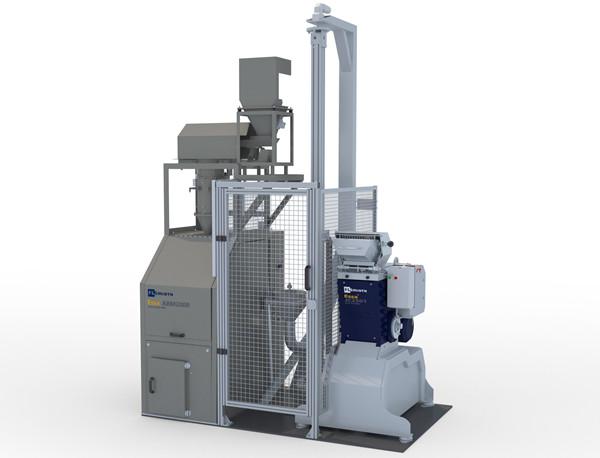 LAS402四阶段直线式自动化样品制备系统