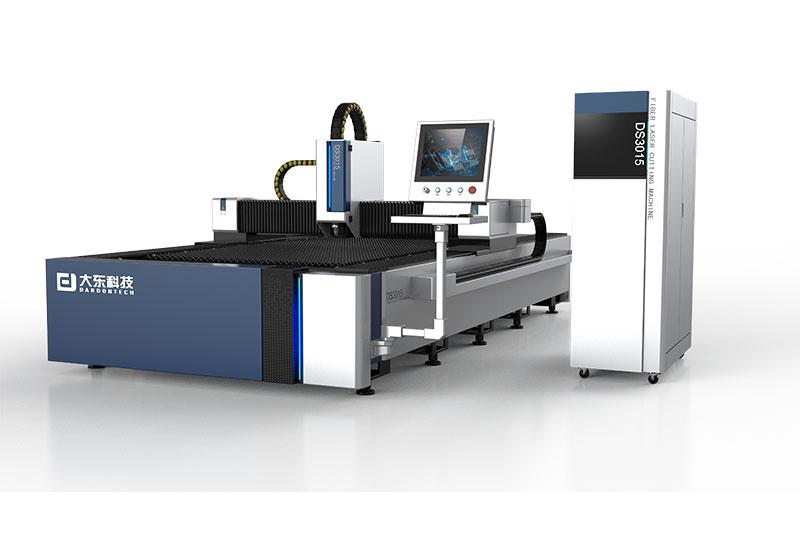 光纤激光切割机DS系列