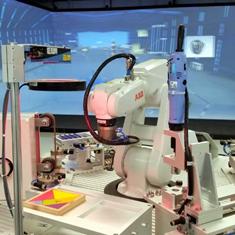 工业机器人应用CPS系统