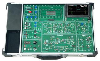 高级模拟电路教学实验系统