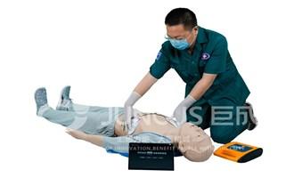 心肺复苏(AED)智能模拟训练系统(全身)