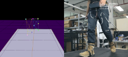 三维运动捕捉及分析系统