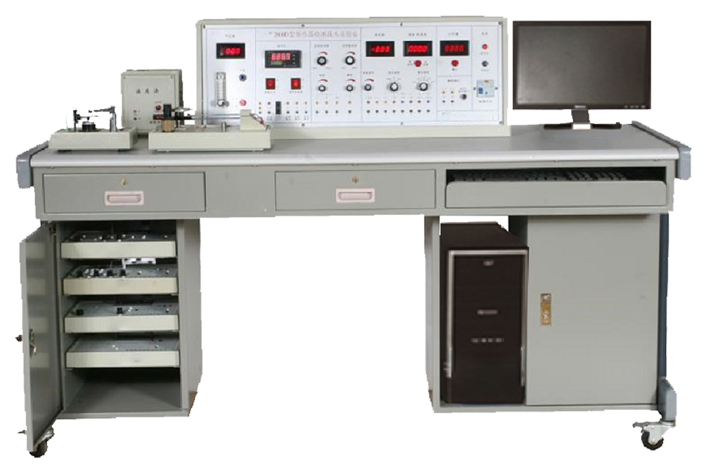 GSY-2000D传感器与检测技术实验台
