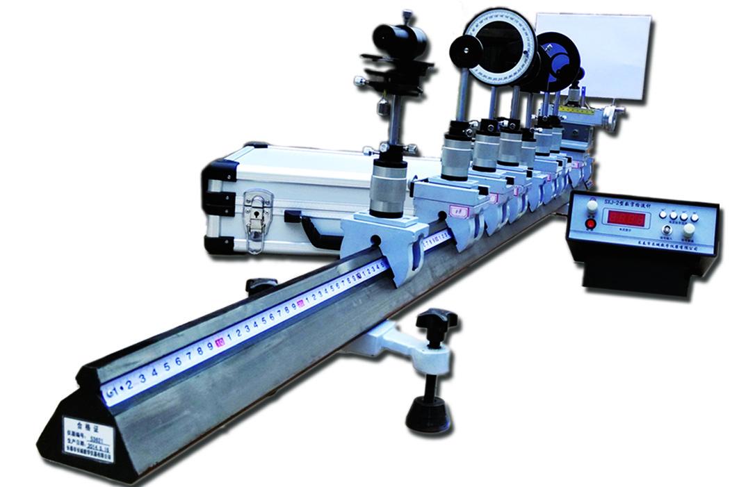 大型光学综合设计性拓展性实验系统