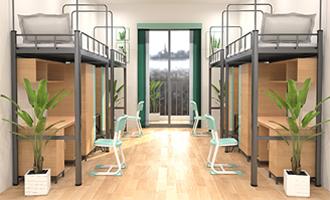 公寓床两连中梯