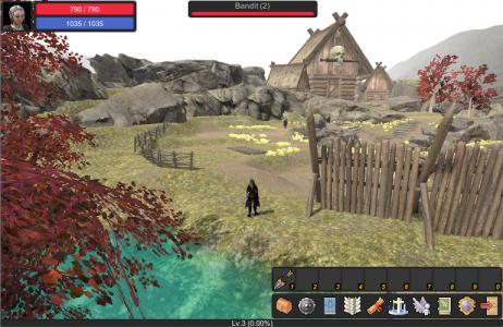 ETMMORpg网络游戏开发课程第一版